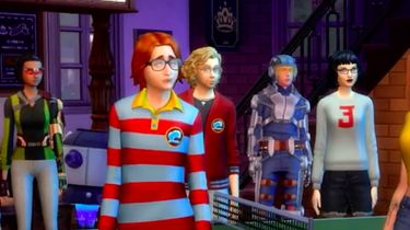 the sims televisieserie