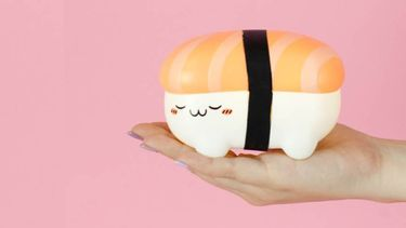 sushi lamp header home office